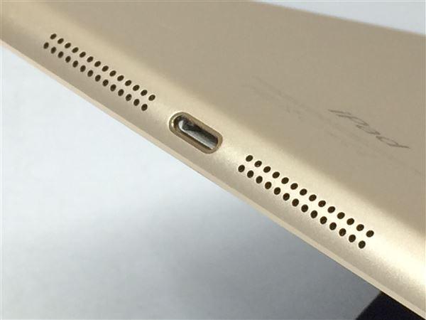 【中古】【安心保証】 iPadmini3 7.9インチ[64GB] セルラー au ゴールド
