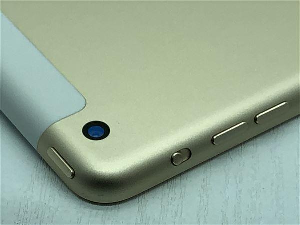 【中古】【安心保証】 iPadmini3 7.9インチ[16GB] セルラー au ゴールド