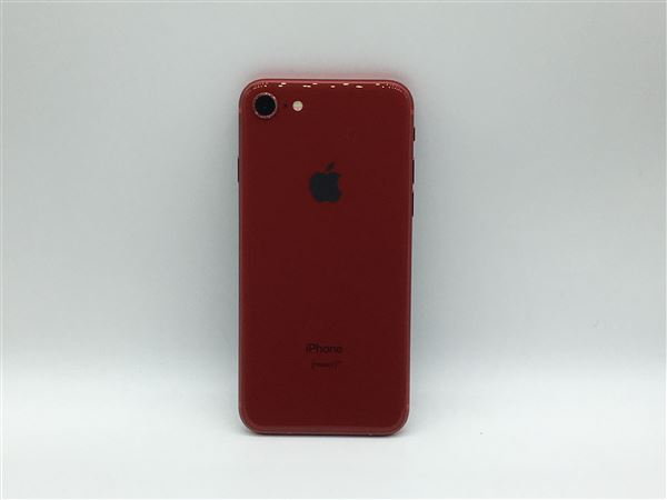 【中古】【安心保証】 iPhone8[64GB] SIMロック解除 docomo レッド