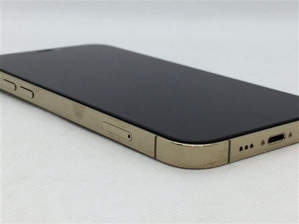 【中古】【安心保証】 iPhone12Pro[256GB] au MGMC3J ゴールド