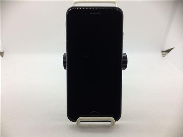 【中古】【安心保証】 iPhone7[128GB] SIMフリー ジェットブラック