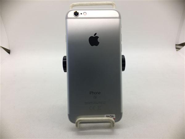 【中古】【安心保証】 iPhone6s[32GB] SoftBank MN0X2J シルバー