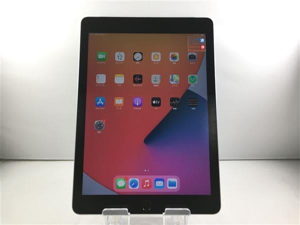 【中古】【安心保証】 iPad 9.7インチ 第5世代[32GB] セルラー au スペースグレイ