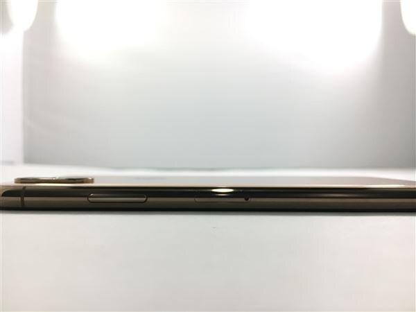 【中古】【安心保証】 iPhoneXS[256GB] SoftBank MTE22J ゴールド