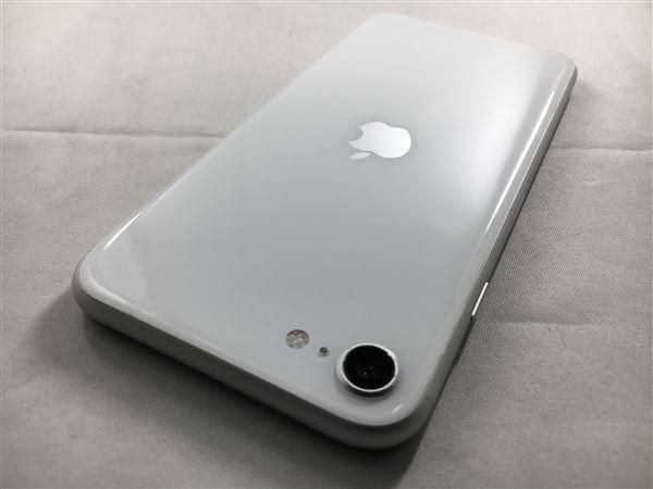 【中古】【安心保証】 iPhoneSE 第2世代[128GB] docomo MXD12J ホワイト
