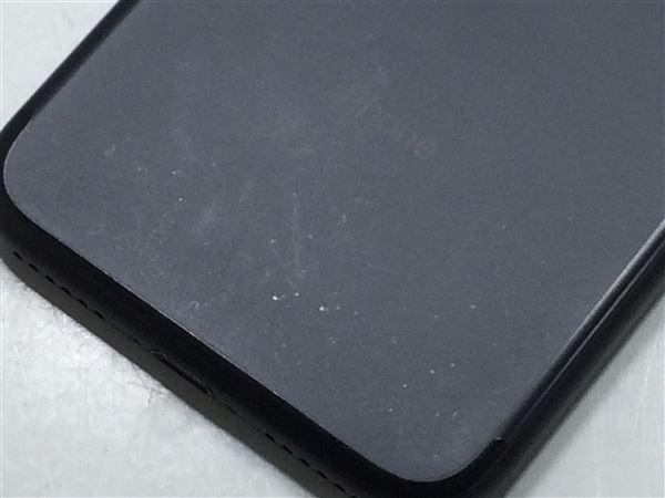 【中古】【安心保証】 iPhone7[32GB] UQモバイル MNCE2J ブラック