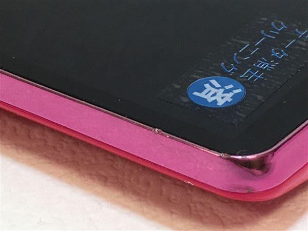 【中古】【安心保証】 au LGL24 ピンク
