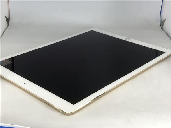 【中古】【安心保証】 iPadPro 12.9インチ 第2世代[256GB] セルラー docomo ゴールド