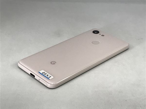 【中古】【安心保証】 docomo Pixel 3[64G] クリアリーホワイト