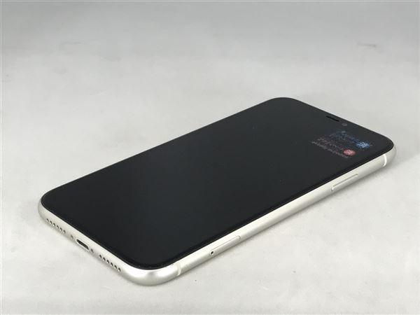 【中古】【安心保証】 iPhone11[128GB] SoftBank MWM22J ホワイト