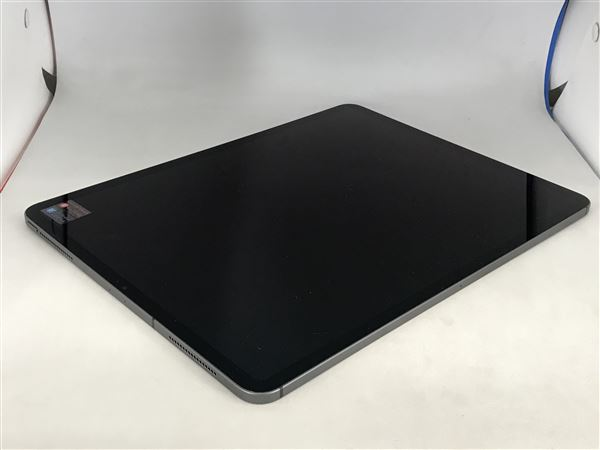 【中古】【安心保証】 iPadPro 12.9インチ 第3世代[64GB] セルラー docomo スペースグレイ
