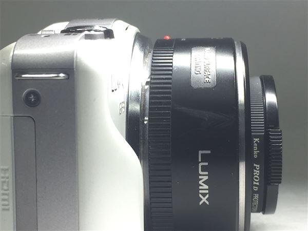 【中古】【安心保証】 ミラーレス>LUMIX DMC-GF3X レンズキット