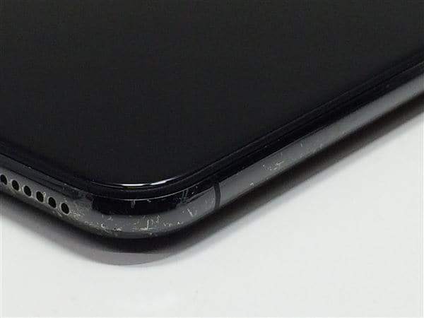 【中古】【安心保証】 iPhoneX[256GB] docomo FQC12J スペースグレイ
