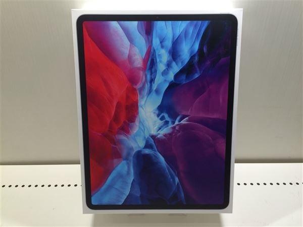 【中古】【安心保証】 iPadPro 12.9インチ 第4世代[512GB] セルラー au シルバー