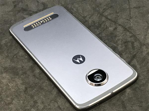 【中古】【安心保証】 SIMフリー MotoZ2Play[64G] グレー