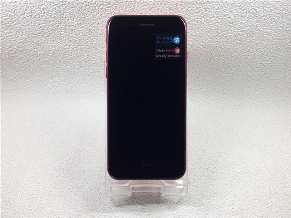 【中古】【安心保証】 iPhoneSE 第2世代[128GB] SIMロック解除 docomo レッド