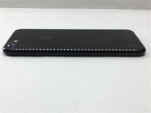 【中古】【安心保証】 iPhone7[128GB] au MNCP2J ジェットブラック