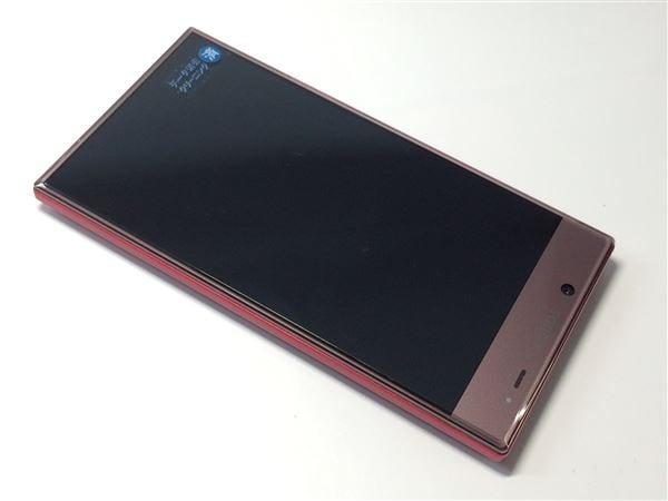 【中古】【安心保証】 Y!mobile 402SH レッド