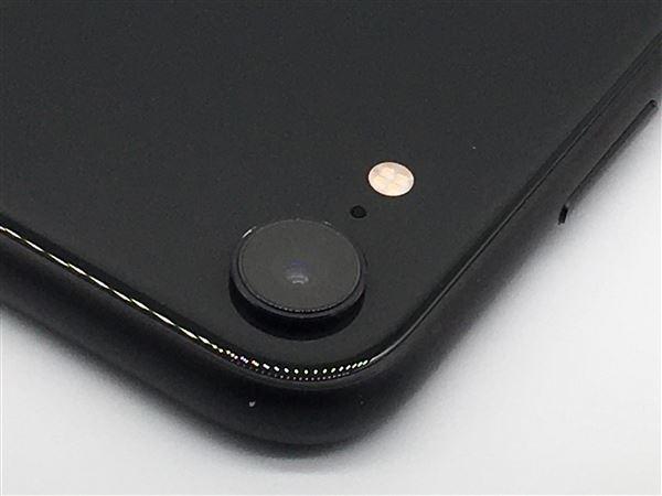 【中古】【安心保証】 iPhoneXR[64GB] SoftBank NT002J ブラック