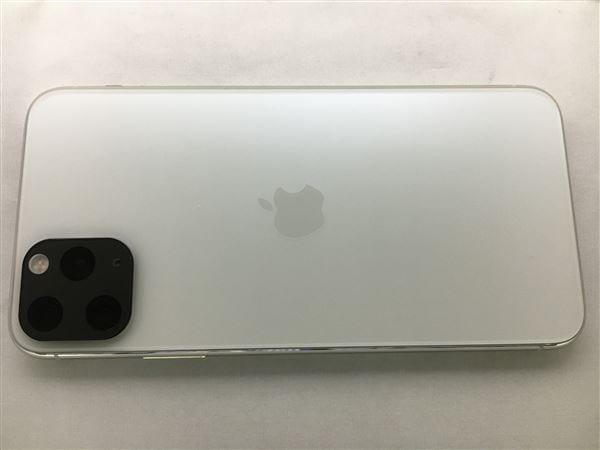 【中古】【安心保証】 iPhone11 Pro Max[256GB] SoftBank NWHK2J シルバー