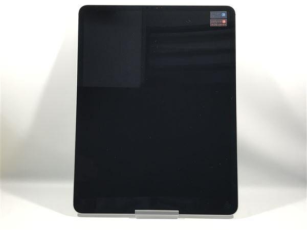 【中古】【安心保証】 iPadPro 12.9インチ 第3世代[256GB] セルラー au シルバー