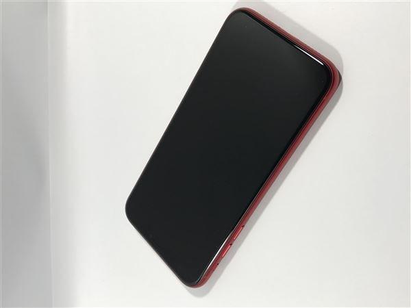 【中古】【安心保証】 iPhone11[128GB] SIMロック解除 docomo レッド