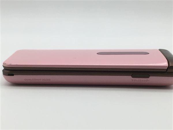 【中古】【安心保証】 au KYF31 ピンク