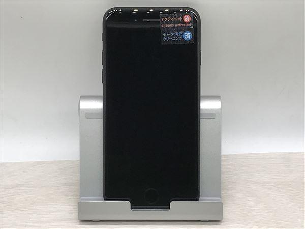 【中古】【安心保証】 iPhone7[128GB] docomo MNCK2J ブラック