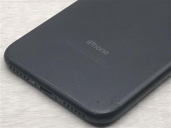 【中古】【安心保証】 iPhone7[32GB] SoftBank MNCE2J ブラック