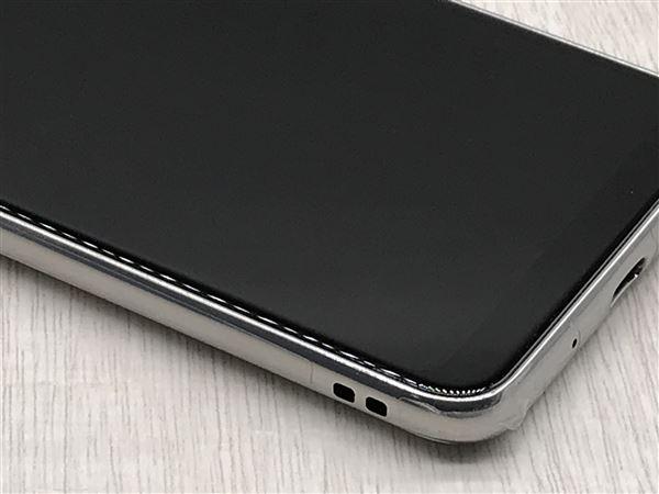 【中古】【安心保証】 UQモバイル SCV49 ホワイト