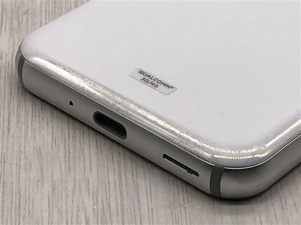 【中古】【安心保証】 SoftBank 701SH ムーンホワイト