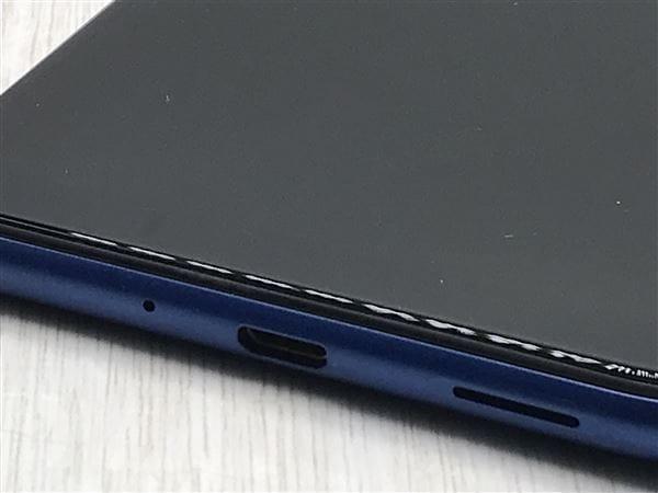 【中古】【安心保証】 SIMフリー ZenFone Max M2[32G] アオ