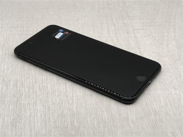 【中古】【安心保証】 iPhone7Plus[256GB] docomo MN6L2J ブラック