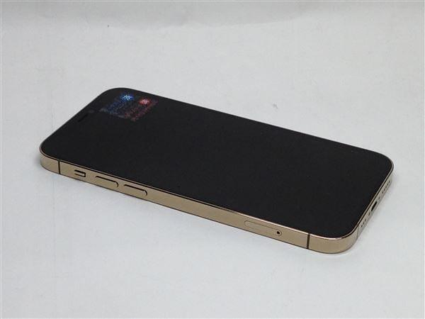 【中古】【安心保証】 iPhone12Pro[256GB] docomo MGMC3J ゴールド