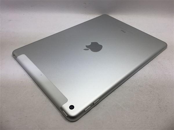 【中古】【安心保証】 iPad 9.7インチ 第5世代[32GB] セルラー SoftBank シルバー