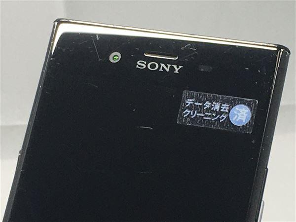【中古】【安心保証】 SoftBank 701SO ブラック