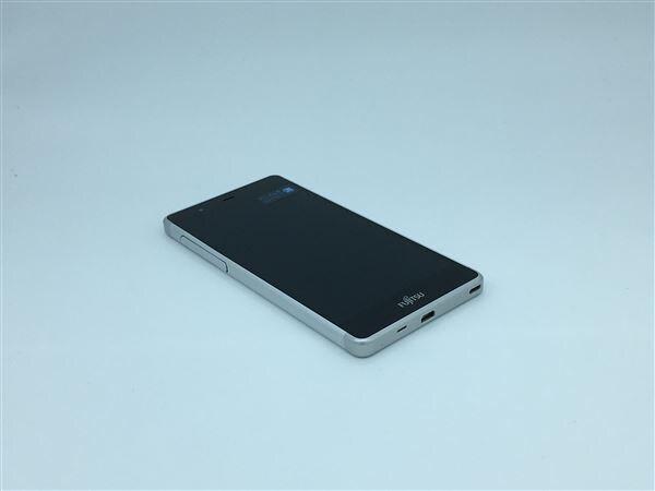 【中古】【安心保証】 楽天モバイル ARROWS M03 ホワイト