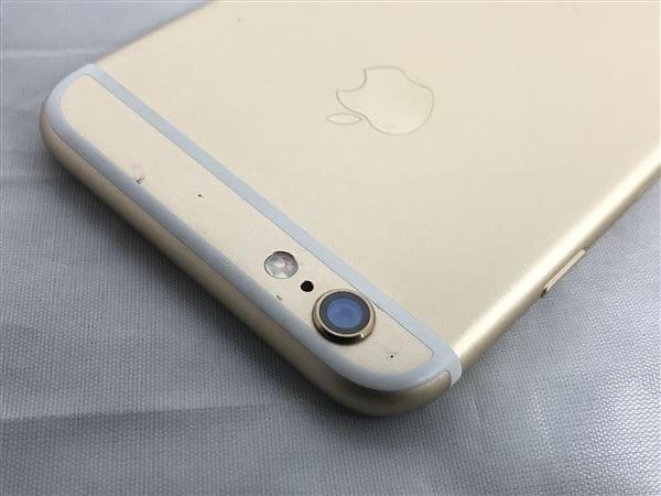 【中古】【安心保証】 iPhone6[128GB] SoftBank MG4E2J ゴールド