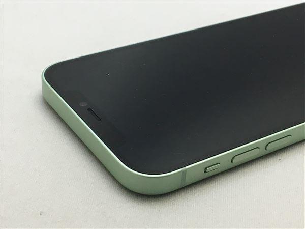 【中古】【安心保証】 iPhone12[64GB] SoftBank MGHT3J グリーン