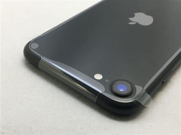 【中古】【安心保証】 iPhoneSE 第2世代[64GB] au MHGP3J ブラック