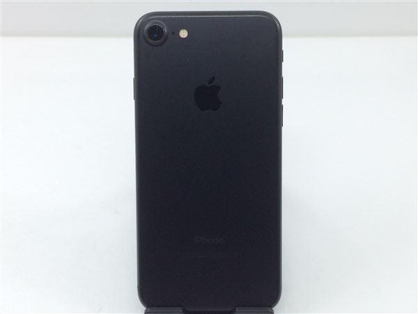 【中古】【安心保証】 iPhone7[128GB] SIMロック解除 SoftBank ブラック
