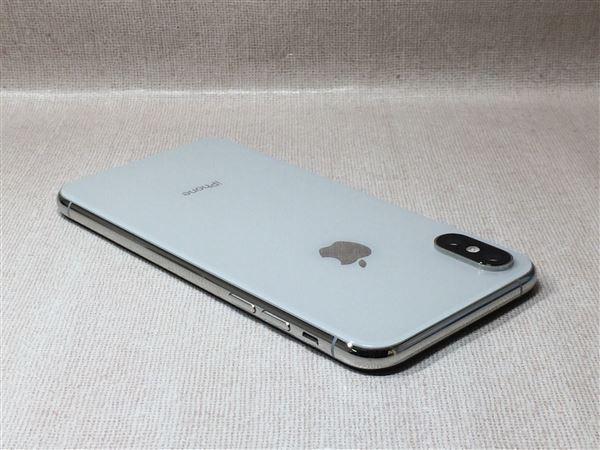 【中古】【安心保証】 iPhoneXS[512GB] SoftBank MTE42J シルバー