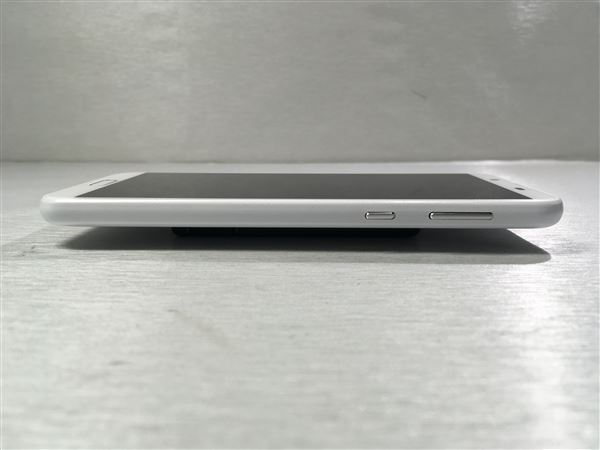 【中古】【安心保証】 UQモバイル SHV43 シルキーホワイト