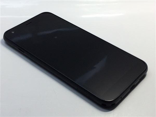 【中古】【安心保証】 SoftBank 901KC ブラック
