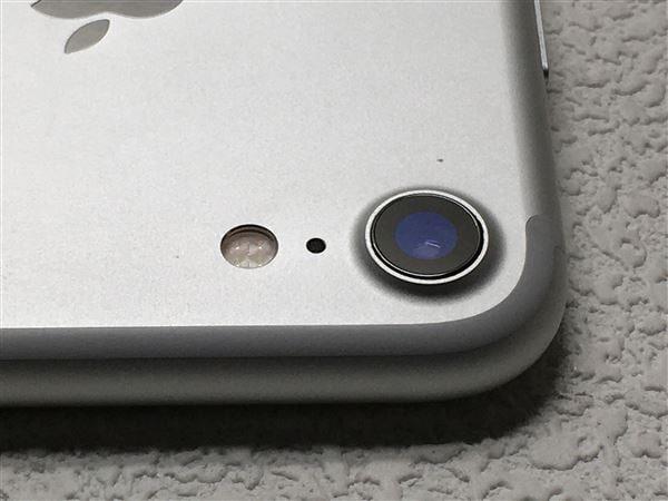 【中古】【安心保証】 iPhone7[32GB] UQモバイル MNCF2J シルバー