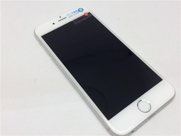 【中古】【安心保証】 iPhone6[64GB] au NG4H2J シルバー