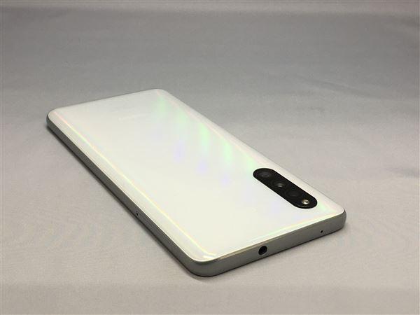 【中古】【安心保証】 UQモバイル SCV48 ホワイト