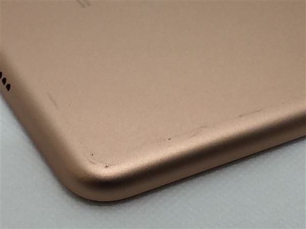 【中古】【安心保証】 iPadmini5 7.9インチ[64GB] セルラー au ゴールド
