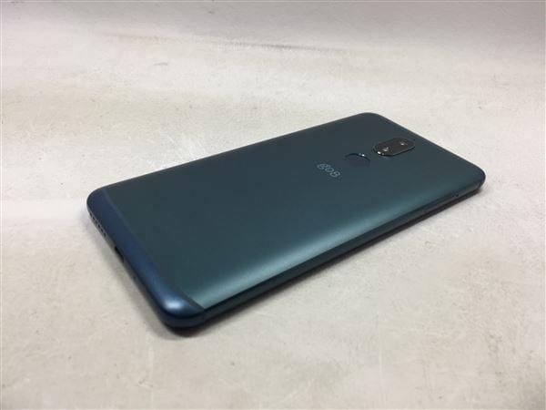 【中古】【安心保証】 SIMフリー g08 ディープブリーン