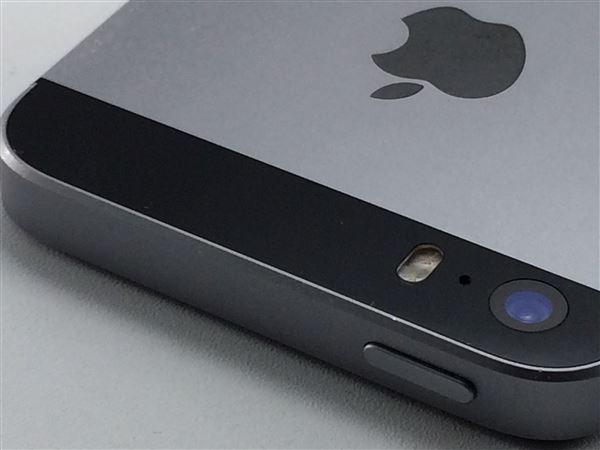 【中古】【安心保証】 iPhoneSE[32GB] SoftBank MP822J スペースグレイ
